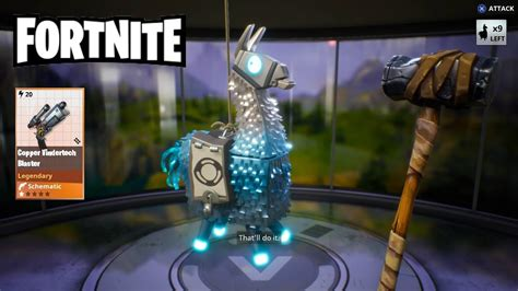 fortnite pinata fortnite loot llama s opening 11 pinata packs vindertech