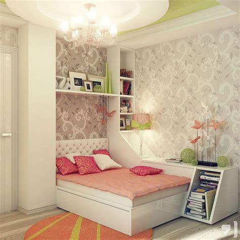 pretty girls room small room decor ideas for gray and white teenage girls bedroom design with beautiful white