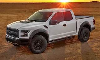 Ford Raptor White New 2017 Ford F 150 Raptor Makes 450hp 510 Torque