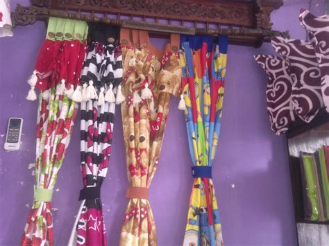 Sprei Motif Rahayu toko emyra bedding dan gorden laman 2 nikmati