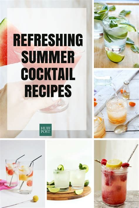summer cocktail recipes 30 summer cocktail recipes that ll keep you fully