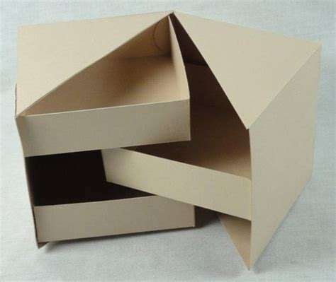 how to put a box together diy secret jewelry box from cardboard