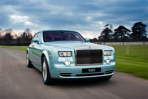 Electric Rolls Royce by Electric Rolls Royce Phantom Driven Auto Express