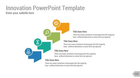 innovative templates for ppt innovation multipurpose powerpoint presentation template