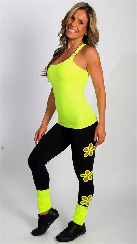 equilibrium activewear l761 workout clothing