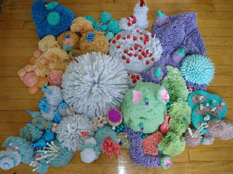 How To Make Coral Out Of Paper - coral reef crafts make