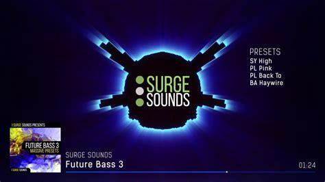 san holo presets future bass flume san holo wave racer presets youtube