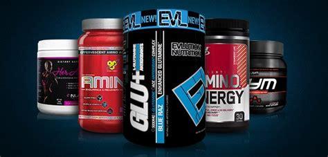 best supplement top 10 best tasting amino acid supplements bodybuilding