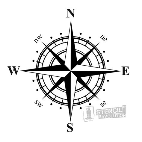 printable compass template compass template search diy craft ideas