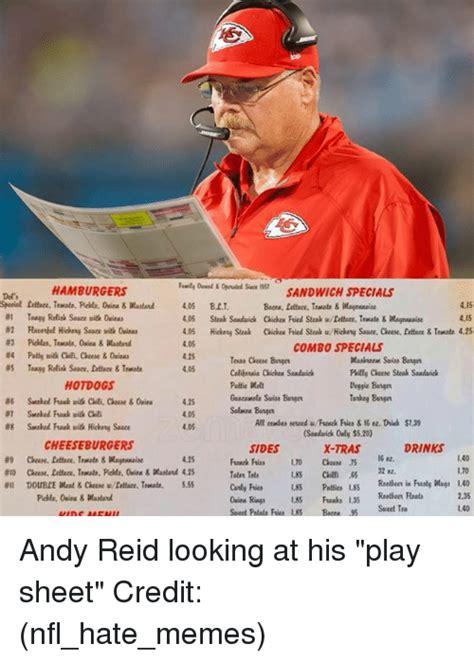 Andy Reid Meme - andy reid meme 28 images evil andy reid 25 best memes
