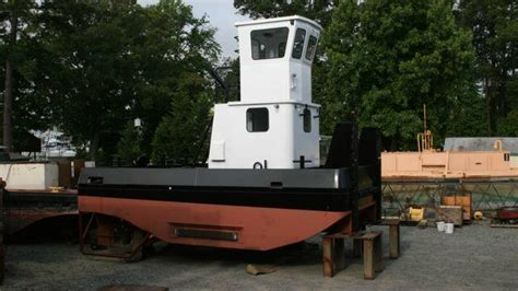 truckable tug  sale truckable pushboat tugs  sale