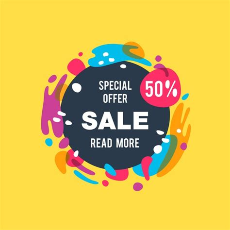 poster design vector file special offer sale poster design vector vector cover