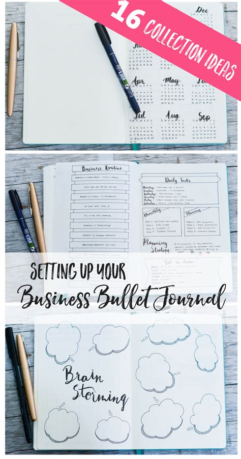 lifestyle planner journal lifestyle blogging content planner never run out of things to about again that never ends books setting up my business bullet journal