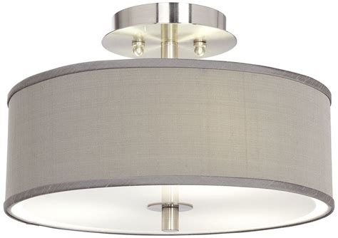 Flush Mount Bedroom Lighting Flush Mount Light Fixture For The Bedroom The Grey For The Home Pinterest Flush