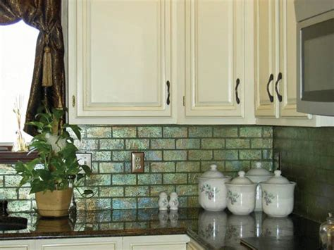 How To Paint Tile Backsplash In Kitchen On The Tiles Ii Solutions For Dated Tile That Only Require A Paintbrush Home Magazine