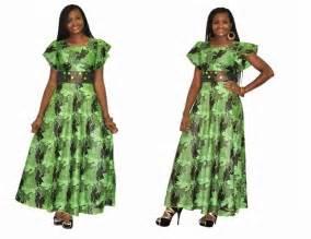ankara gown styles nigeria ankara styles long gown dezango fashion zone