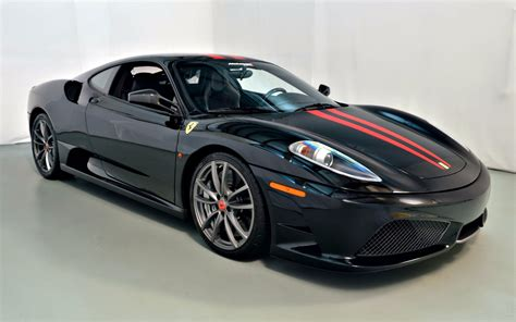 Schuderia Black 2008 f430 scuderia for sale in norwell ma 160880