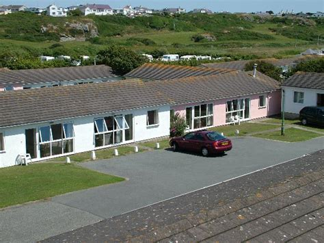 trearddur bay bungalows anglesey cottages with heated indoor pool