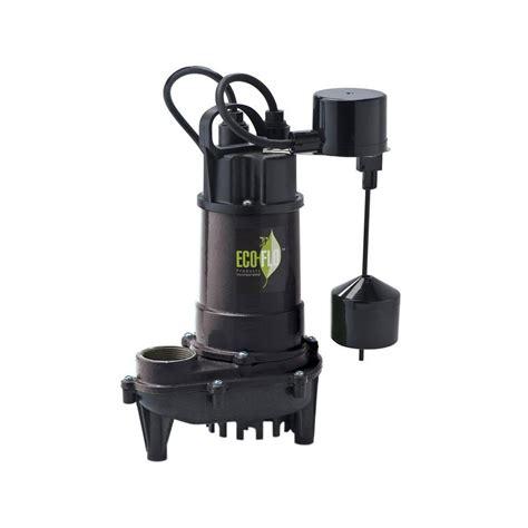 superior 1 3 hp non submersible pedestal sump