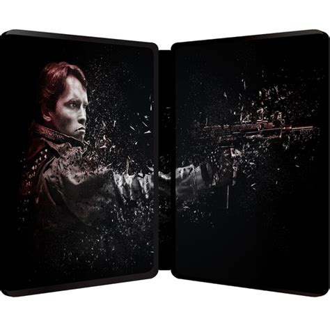 Exclusive Limited Editions At 20ltd by Terminator Zavvi Exclusive Limited Edition Steelbook