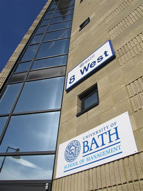 Of Bath School Of Management Mba of bath school of management