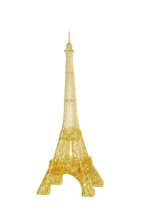 Puzzle Eiffel Tower eiffel tower gold 3d puzzle puzzlewarehouse