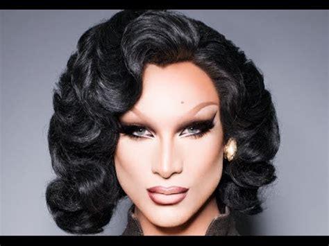 Make Up Just Miss miss fame femme fatale drag makeup tutorial