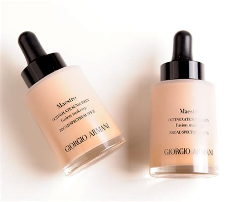 Harga Giorgio Armani Maestro Foundation giorgio armani maestro foundation review photos swatches