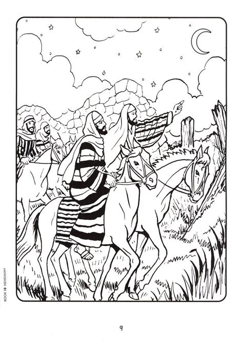 Nehemiah 8 Coloring Pages by The 12 Best Images About Ezra Nehemiah On