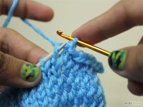 finish knitting 3 ways to finish knitting wikihow