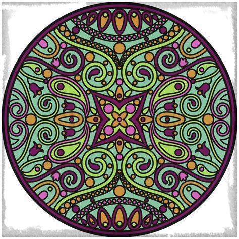 mandala colors mandalas de colores finest dim mandala costuras de
