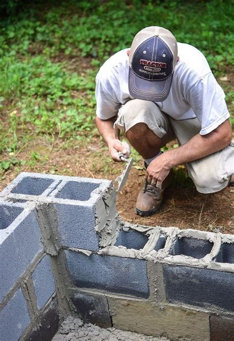 28 Concrete Fire Pit Exploding Benefits Concrete Block Concrete Pit Exploding