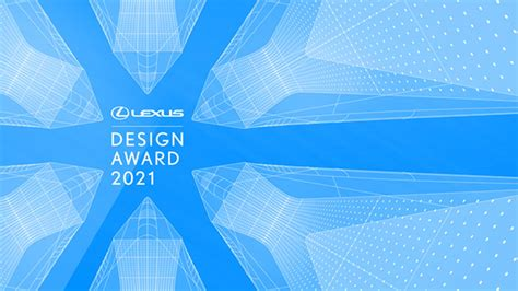 lexus abre candidaturas   lexus design award