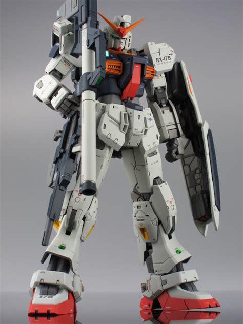 Rg 1 144 Gundam Mk Ii Mk 2 Aeug Bandai Bukan Titan rg 1 144 gundam mk ii customized build patrickgrade