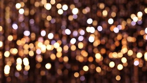 Abstract Glittering Lights Gold Background A Real Shot Lights Pictures