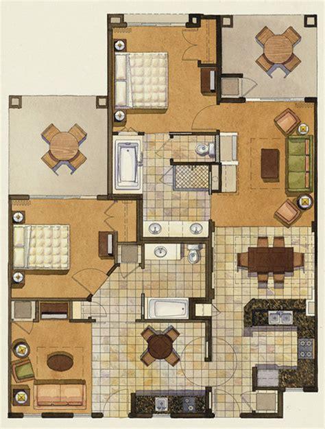 floor plan rendering techniques floor plans elevations genesis studios inc