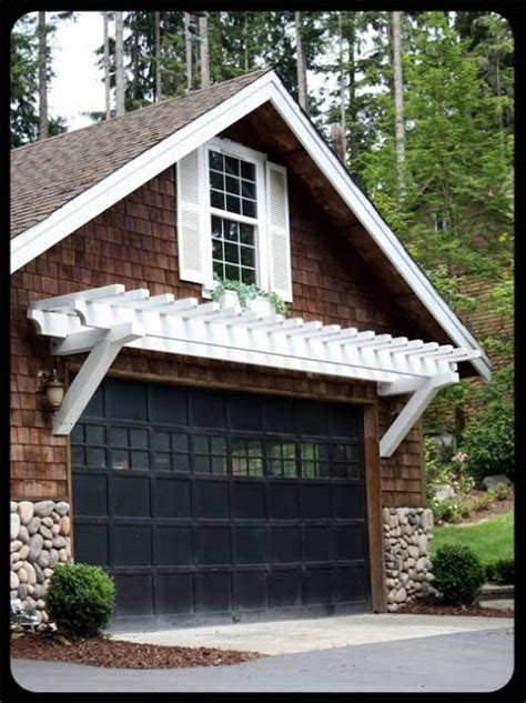 Pergola Garage by Calling It Home Pergola The Garage