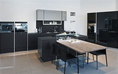 Porsche Design Kitchen by Plus X Award Digitale Hall Of Fame 187 Poggenpohl P 7350