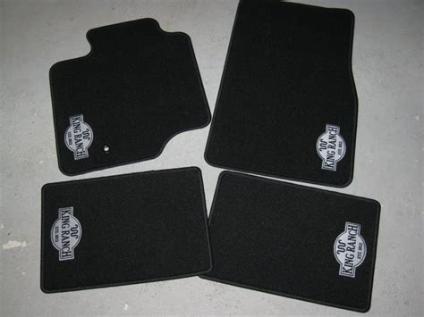 2008 Ford Expedition Floor Mats by 2008 2009 2010 Ford Expedition King Ranch Floor Mats 4