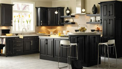 how to paint kitchen cabinets black small kitchen