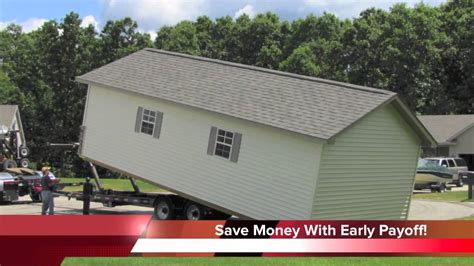 rent   storage sheds youtube