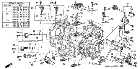 2002 honda odyssey parts diagram 2002 honda odyssey parts diagram automotive parts