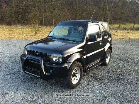 Suzuki 4wd Club 2004 Suzuki Jimny Cabrio Club Rock Am Ring 4wd Car