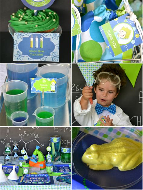 printable science party decorations mad scientist birthday party printables supplies