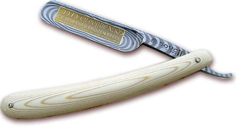 dovo razor 5 8 quot hollow ground blade micarta