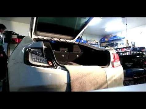 how repair ac vacuum on a 2012 scion tc spec d led tail light install on 2012 scion tc youtube