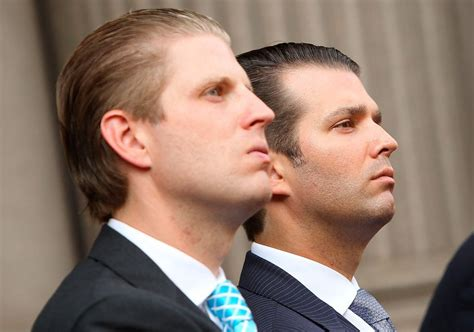 donald trump son eric trump s sons receive military deferments on eve of war
