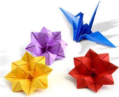 The Origin Of Origami - how to origami