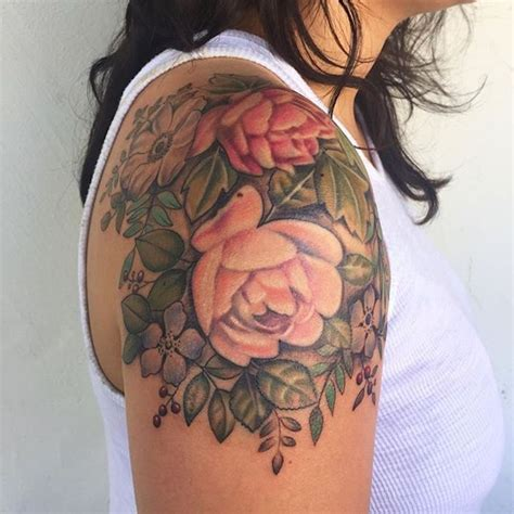 Tattoos Frauen Schulter by Schulter Arm Frau Schulter Arm Frauen