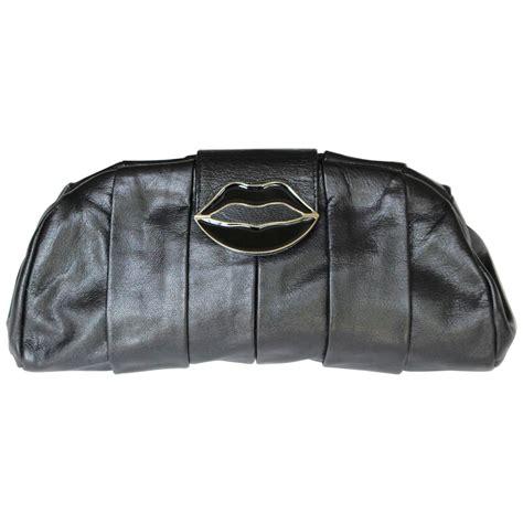 Yves Laurent Velvet Bag by Yves Laurent Velvet Satin Clutch Laurent Bags